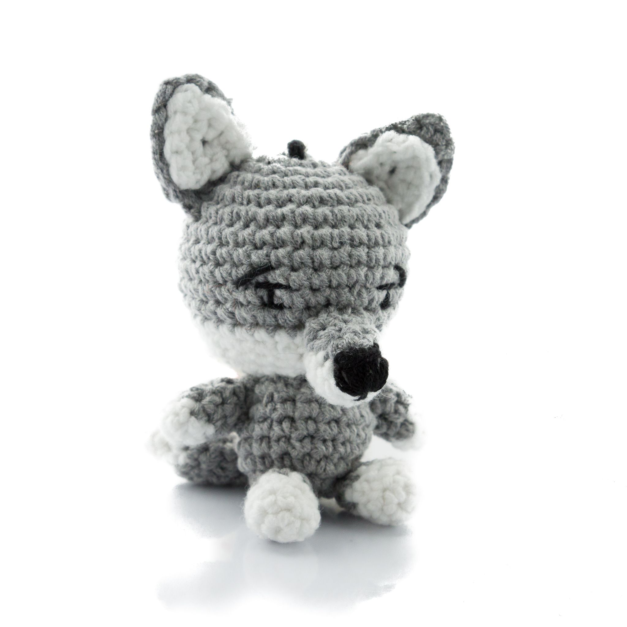 Amigurumi Wolf-Free Pattern | Crochet dolls, Crochet wolf, Crochet ... | 2048x2048