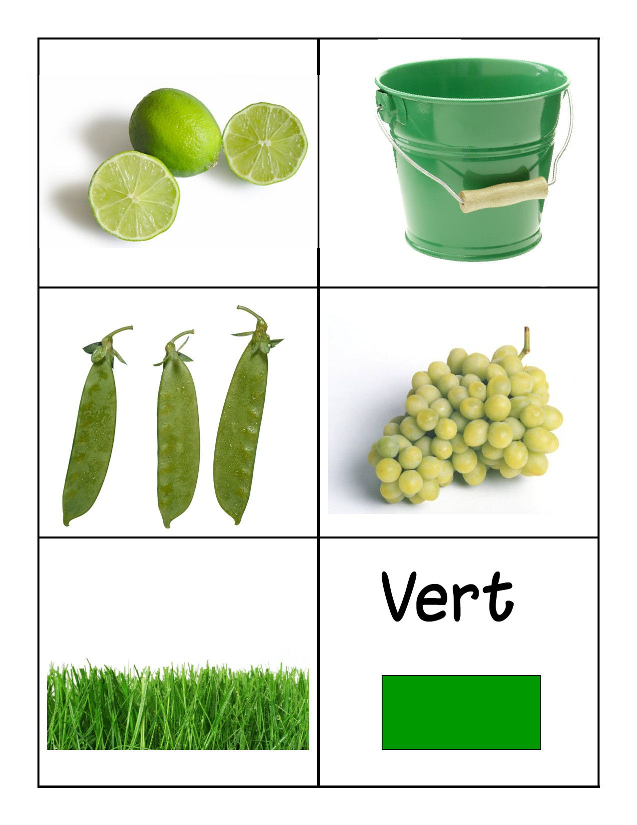 kleuren leren groen | evrim | Pinterest | Montessori, School and Maths