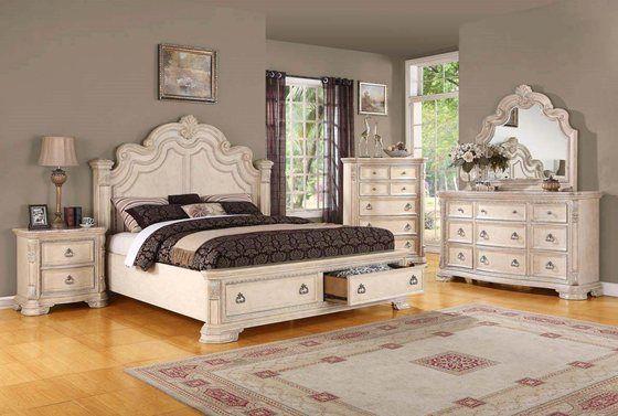 Riviera King Panel Bedroom Custom Crafted From Birch Veneers
