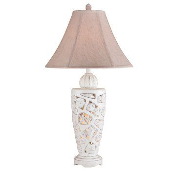 Beach Themed Table Lamps, Ocean Themed Lamps