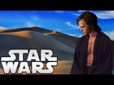 Anakin Skywalker Sand Quote