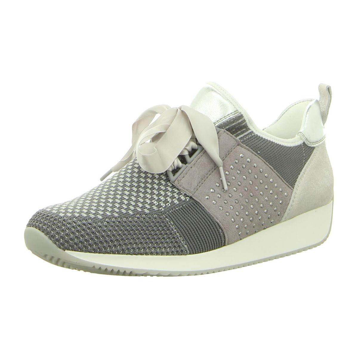 Ara Damen Sneaker Lissabon-Fusion 4 in grau kaufen ba575f581d