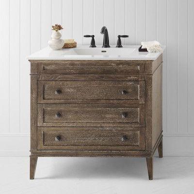 Ronbow Laurel 36 Quot Single Bathroom Vanity Set Amp Reviews