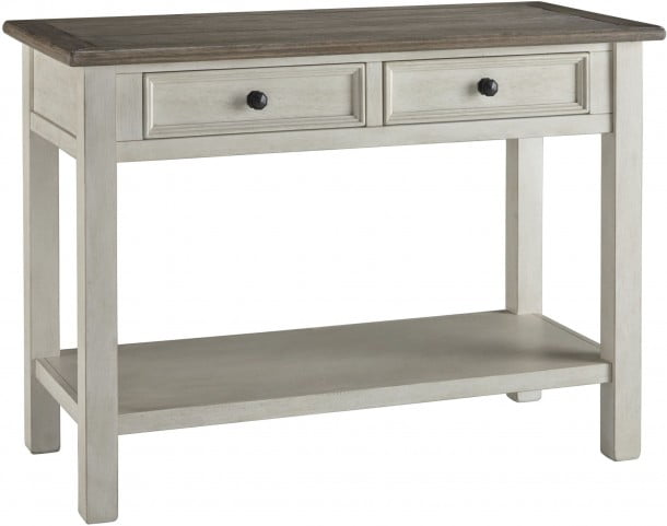 Bolanburg Antique White Weathered Gray Sofa Table Ashley Furniture Ashley Furniture Sofas Furniture