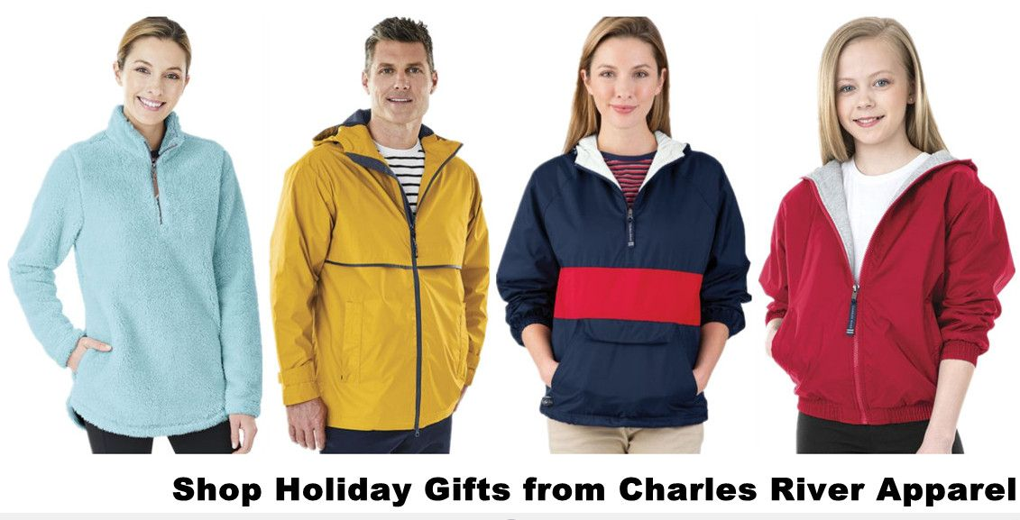 Holiday Gifts from Charles River Apparel from NYFifth