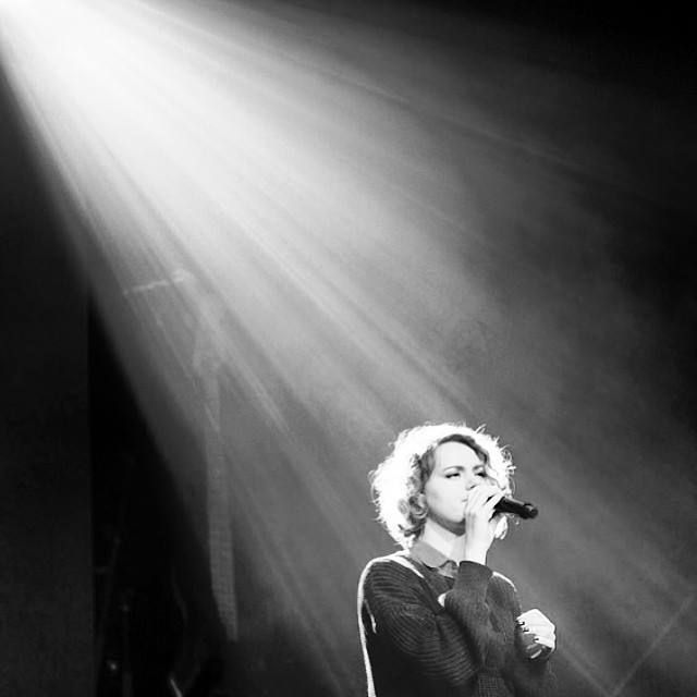 Taya Smith, the woman who sings Oceans by Hillsong