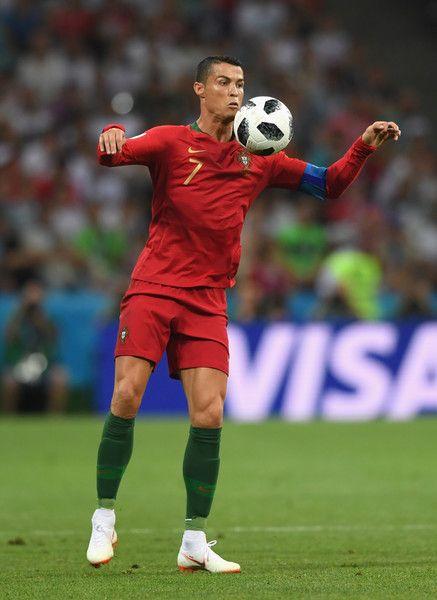 Cristiano Ronaldo VS espania | Russia 2018 world cup