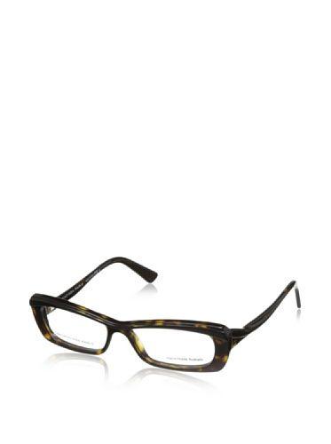 Balenciaga Womens 0088 Eyeglasses Black Havana