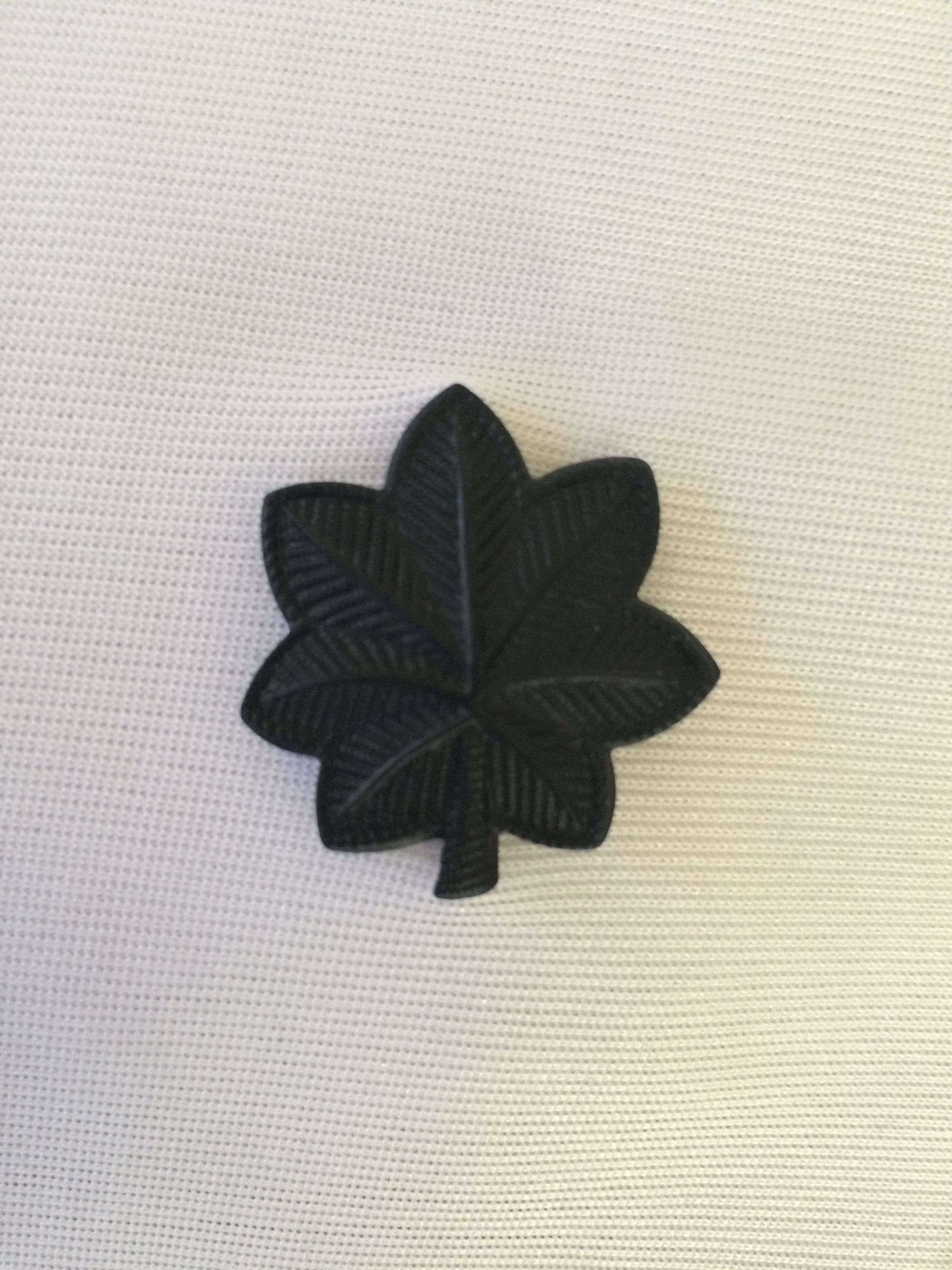 Us Army Subdued Rank Insignia Lieutenant Colonel O 5 Us