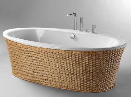 Basket Tub from Condor Balneo , , Admin , https://www.listdeluxe.com ...