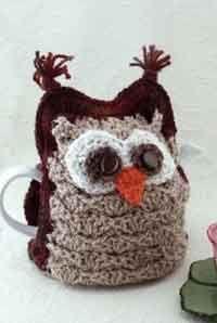 Owl tea cosy crochet pattern owling pinterest owl crochet and owl tea cosy crochet pattern dt1010fo