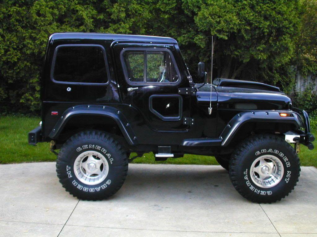 jeep cj7 hardtop 106 [ 1024 x 768 Pixel ]