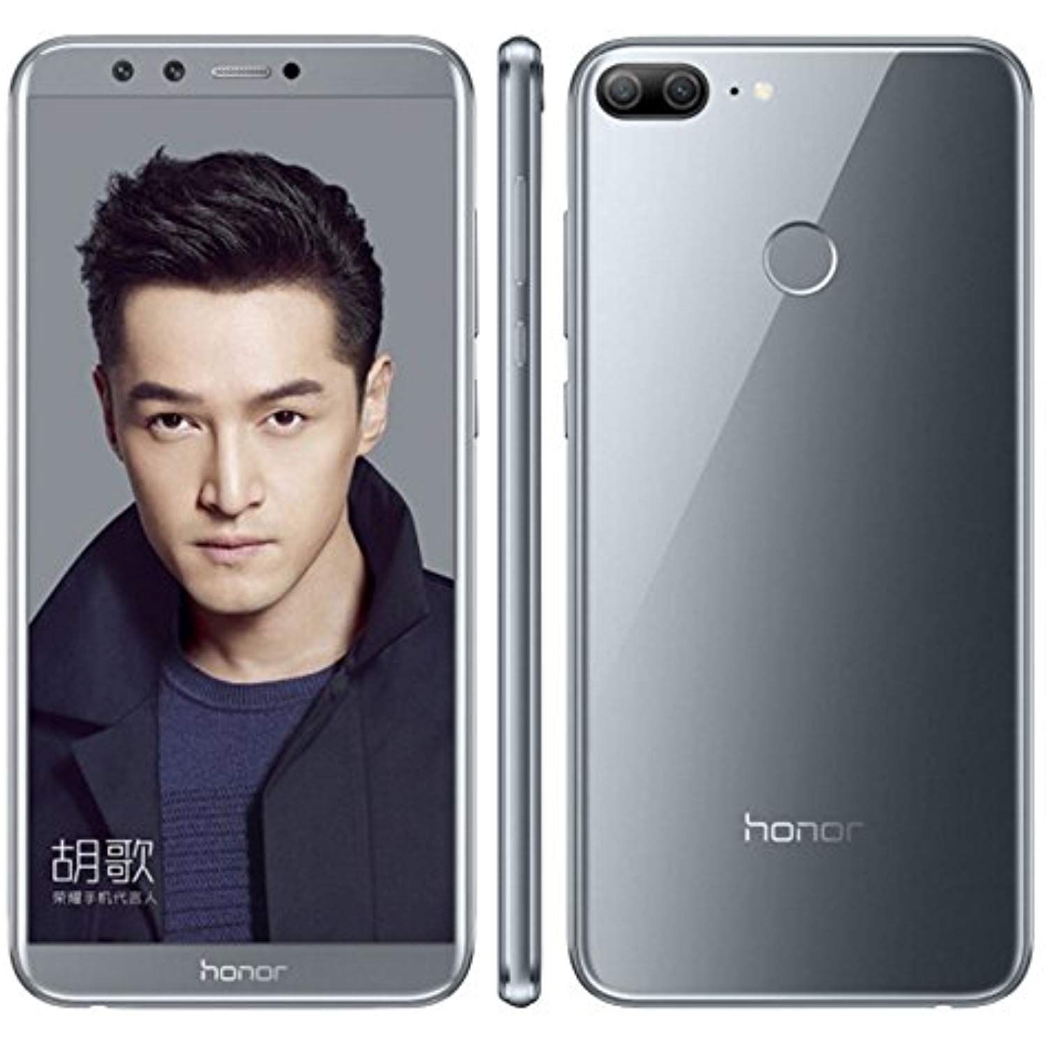Huawei Honor 9 Lite 32gb 3gb Ram With Dual Front And Rear Cameras 3000mah Unlocked Smartphone Grey Visit The Image Link Mor Huawei Unlock Smartphone