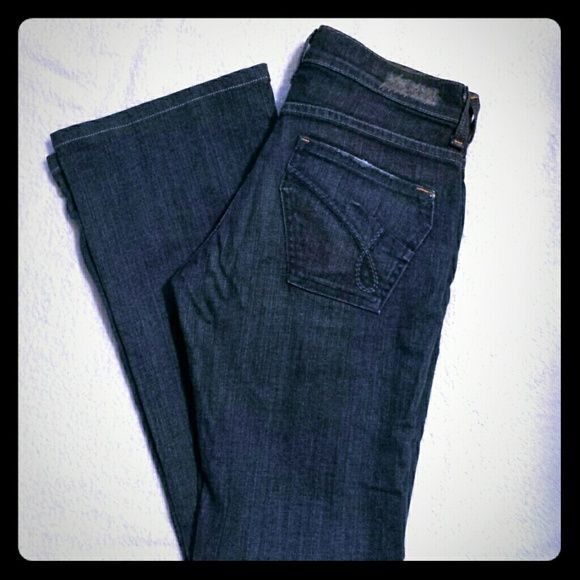 James Cured by Seun Bootcut Jeans. James Cured by Seun Bootcut Jeans.  Size 26.   29 in inseam. James Jeans Jeans Boot Cut