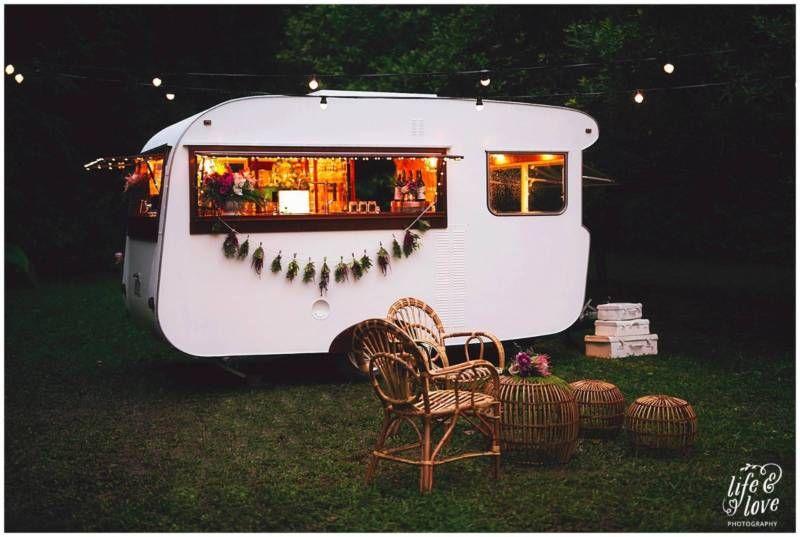 THE VINTAGE BONDWOOD BAR - Mobile Caravan Bar Hire Sunshine Coast ...