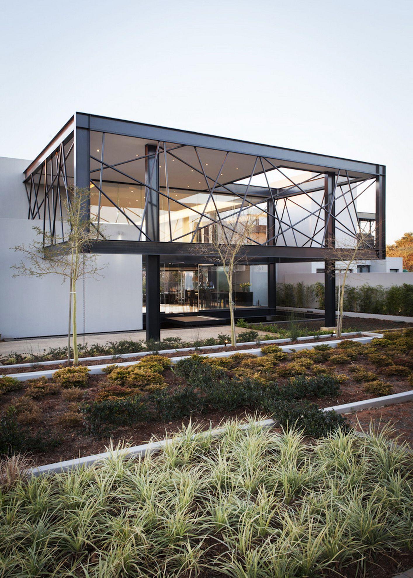 House Ber - Exterior - Nico Van Der Meulen Architects