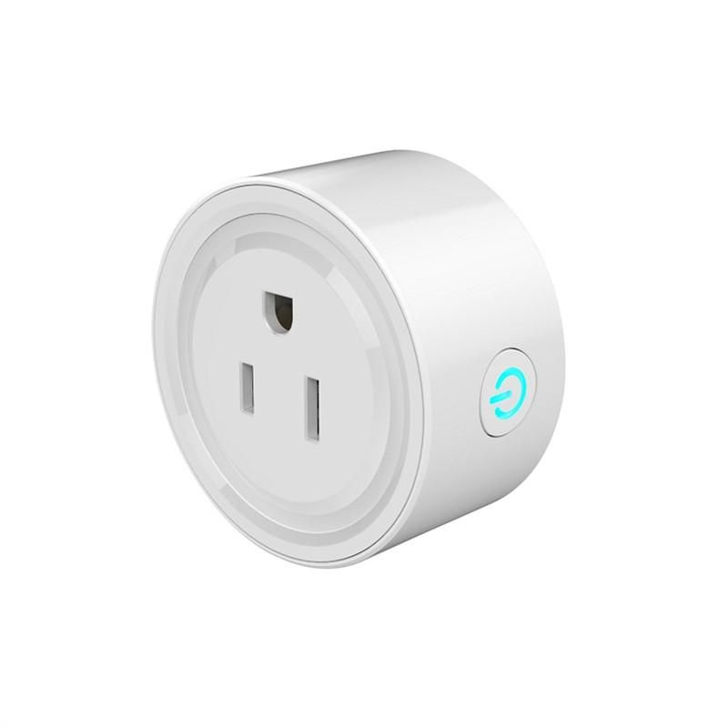 Smart Outlet Plug Wifi Smart Socket Outlet Mini US Plug