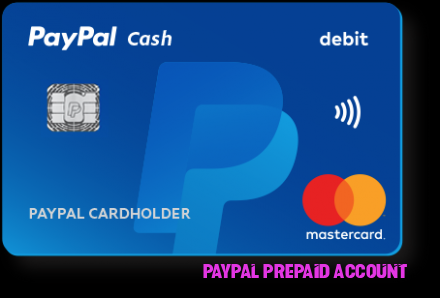 Ten Quick Tips For Paypal Prepaid Account Paypal Prepaid Account Prepaid Debit Cards Paypal Business Visa Card