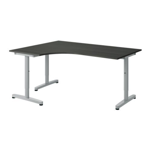 galant corner deskleft ikea 10year limited warranty read about the terms