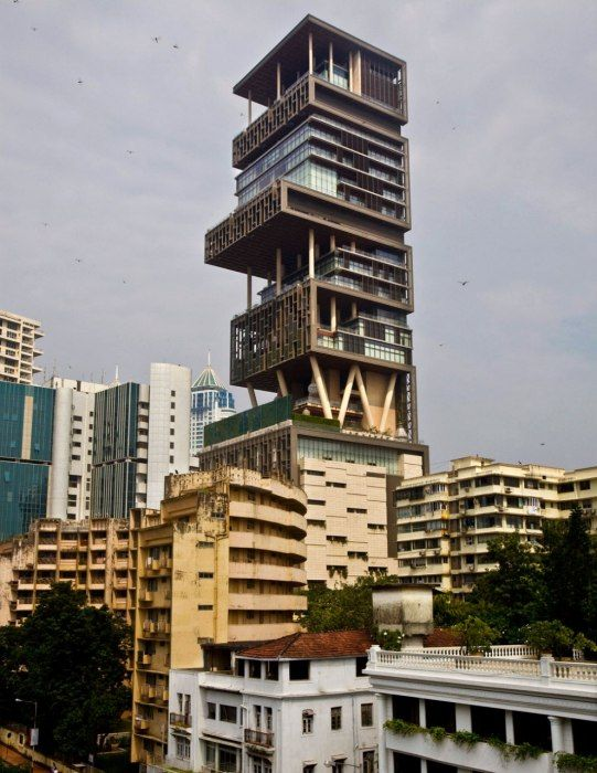 Photos Inside The Life Of The Ambani Family Owners Of The World S Most Lavish Home Expensive Houses Architecture Lavish Home