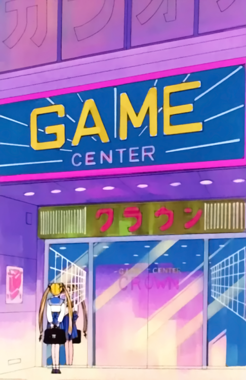Screencap Aesthetic - Sailor Moon Episode 2 Aesthetic Part 1 Part 2 -...