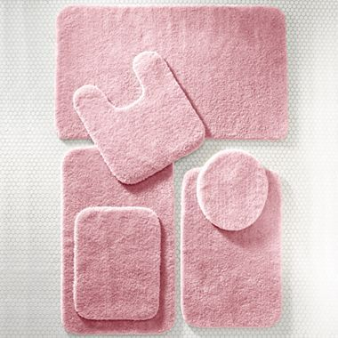 Royal Velvet Pure Perfection Bath Rugs Jcpenney Pink 20x34