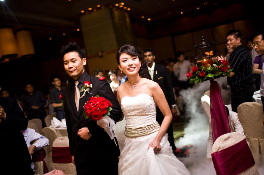 Great Wedding Venue Selection Guide For Singapore Brides Should I Choose Hotel Or Restaurant My Banquet