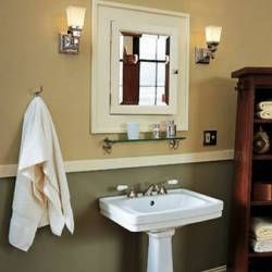 Bathroom Remodel Ideas For My 1923 Craftsman Style House