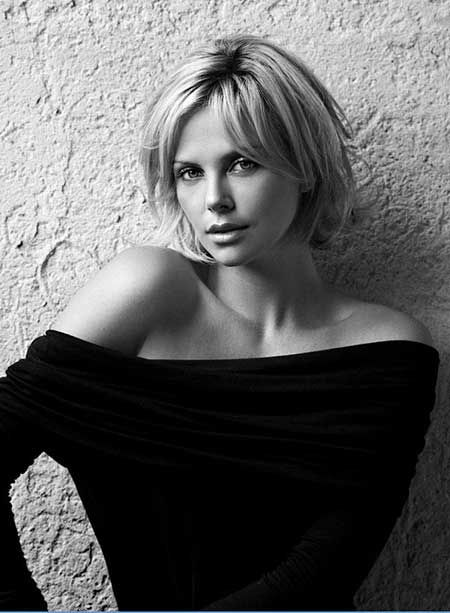 Fantastic Best Short Hairstyles For Round Faces Round Face Hairstyles Hairstyle Inspiration Daily Dogsangcom
