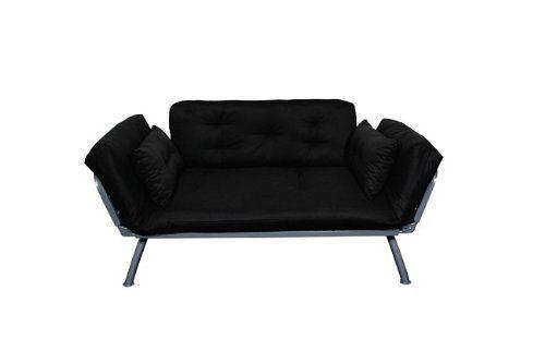american furniture alliance mali flex futon frame and cushions black by american furniture alliance  american furniture alliance mali flex futon frame and cushions      rh   pinterest