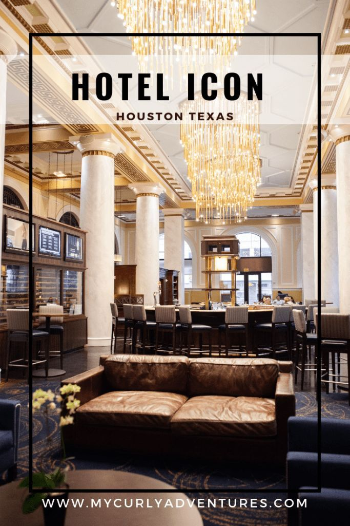 Where To Stay in Downtown Houston A Review of Hotel Icon