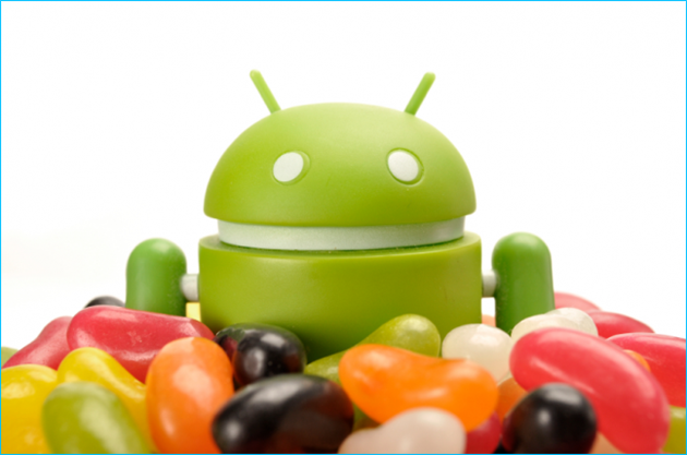 Android 4.1 - Jelly Bean released today!