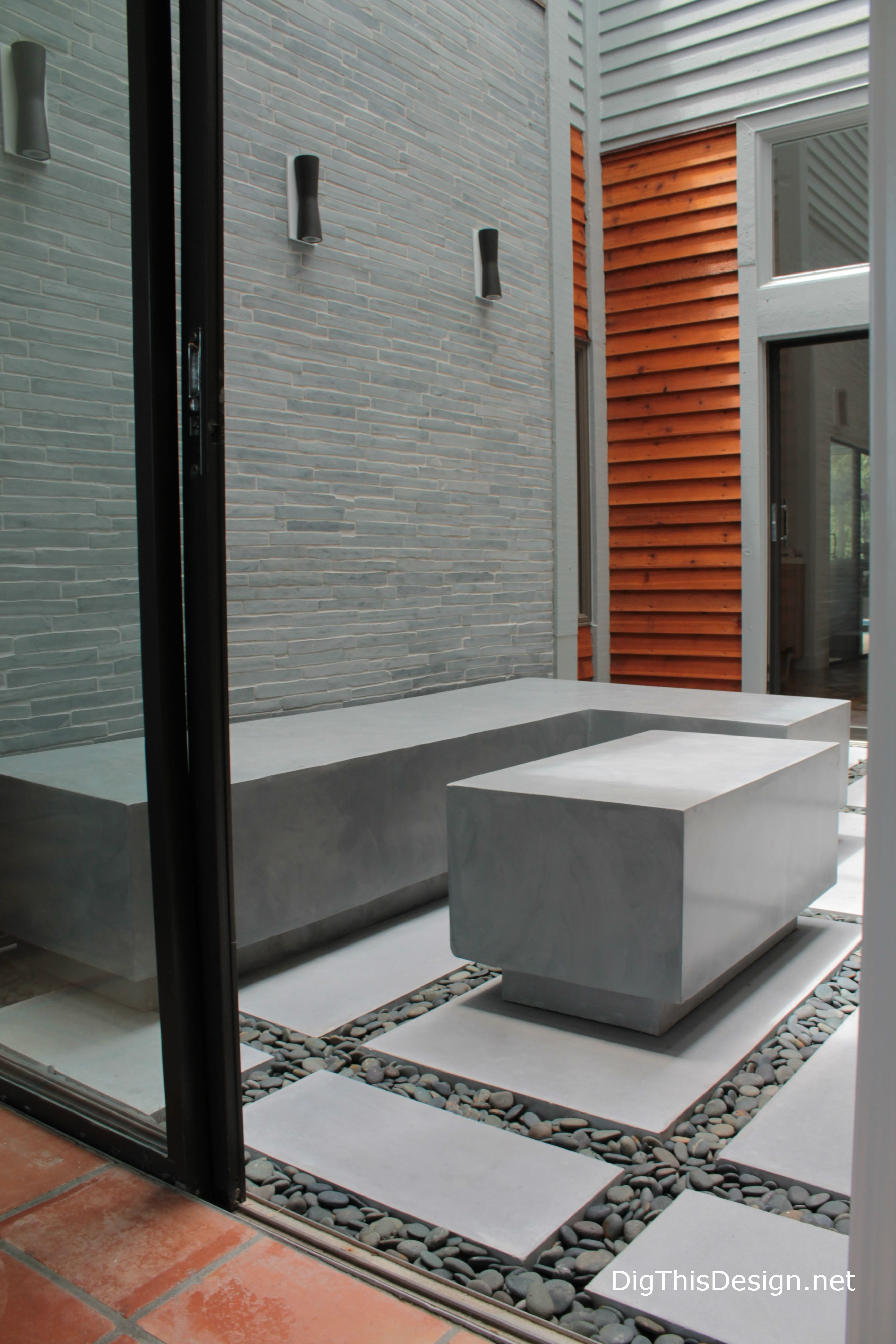 Enter Loveitmoment For 1 000 00 Shopping Spree On Build Com Tips For Outdoor Spaces Dig This Design Design Stone Cladding Outdoor Design