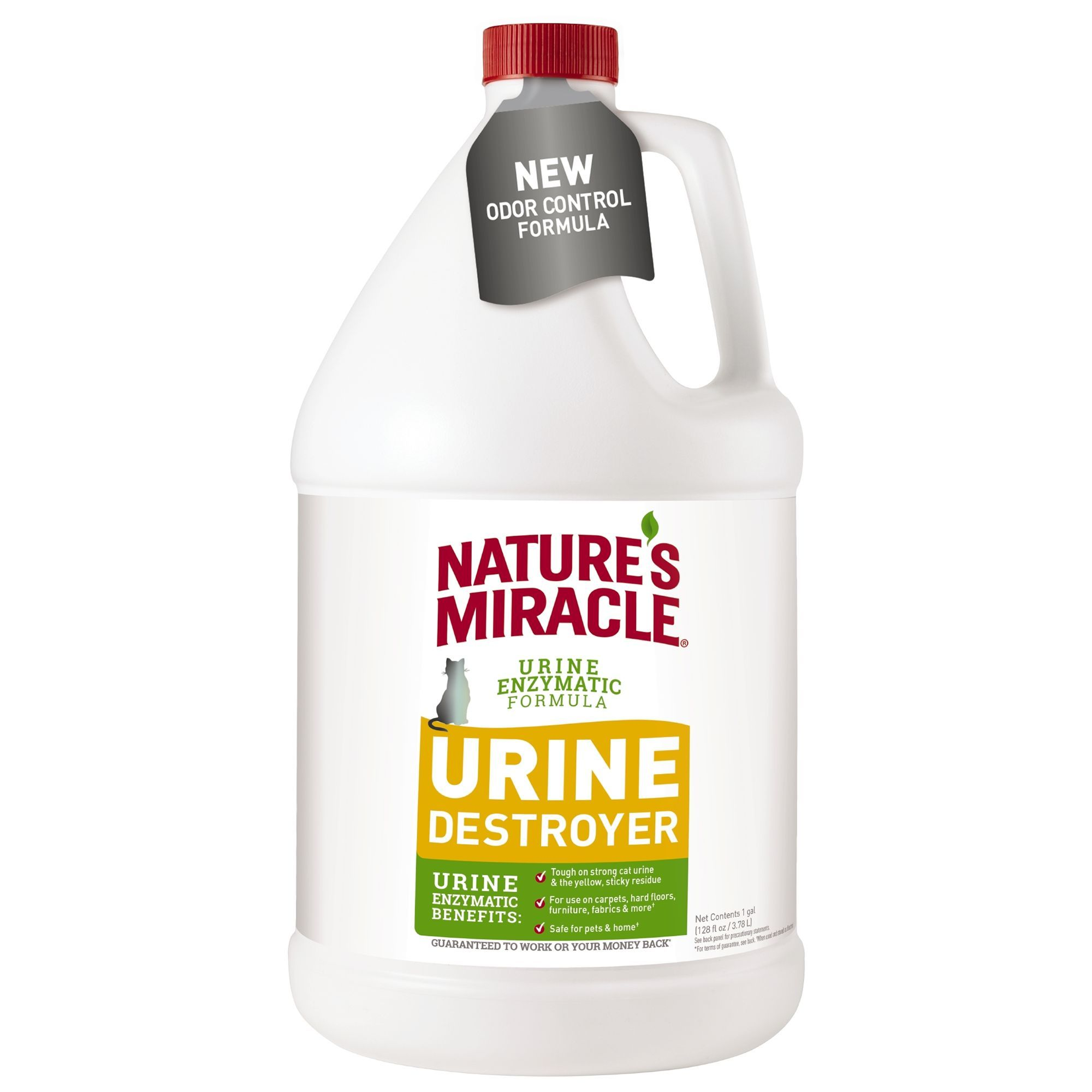 Nature's Miracle® Just for Cats Urine Destroyer in 2020