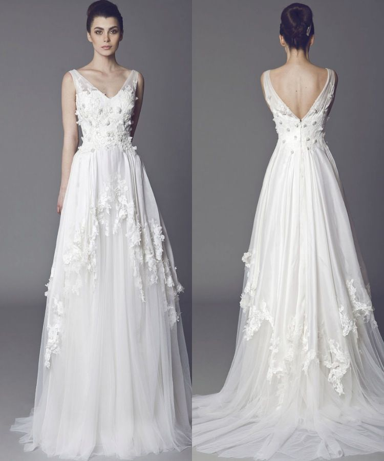 Tony Ward Wedding Dresses 2015 Collection