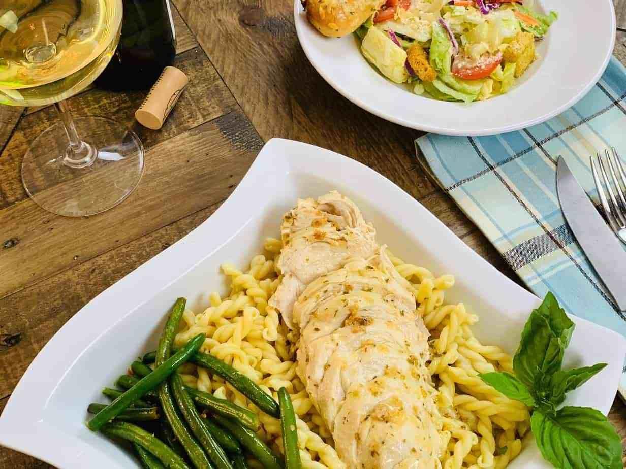 Instant Pot Olive Garden Chicken Recipe in 2020
