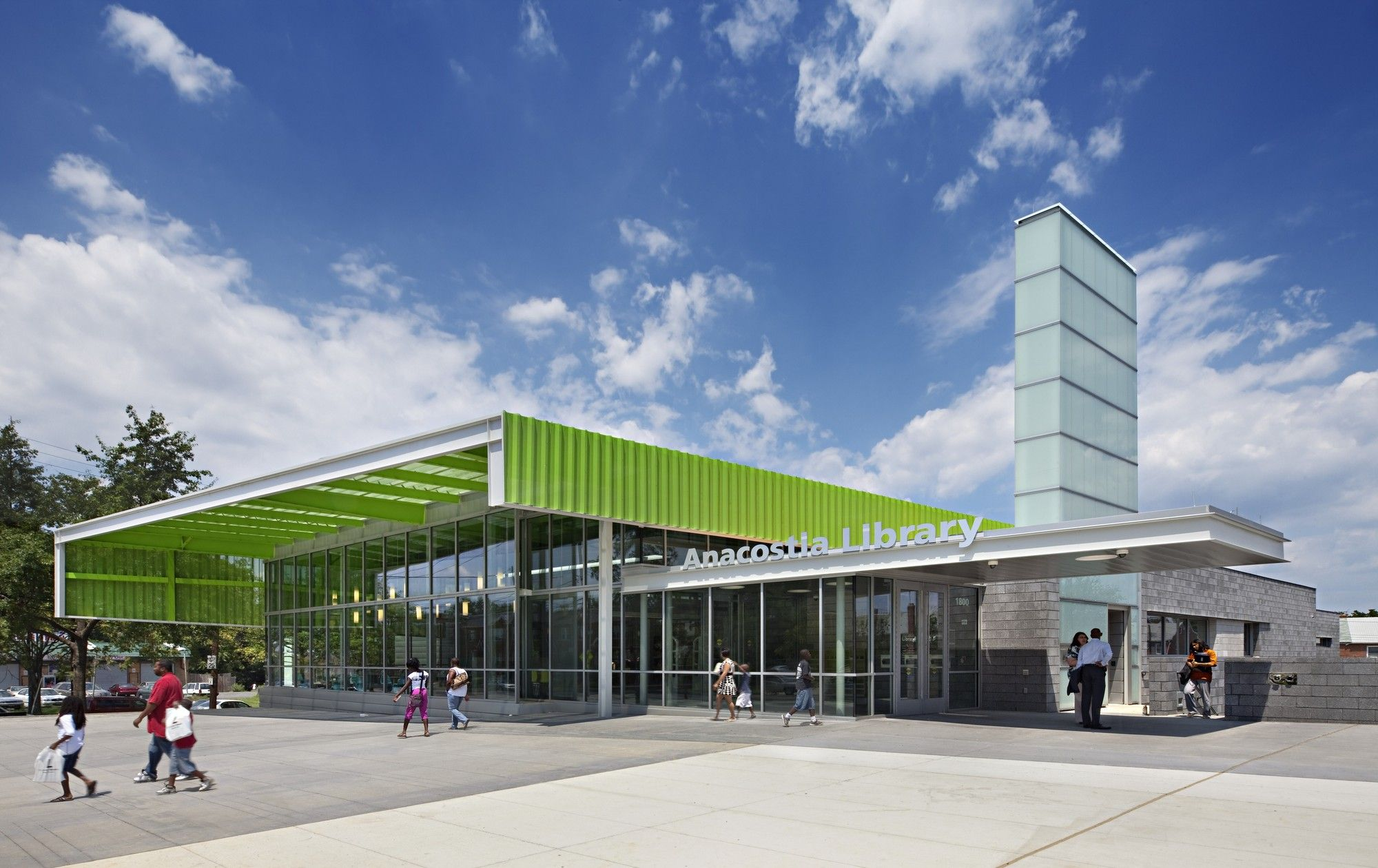 2013 Aia Ala Library Building Awards Announced Library