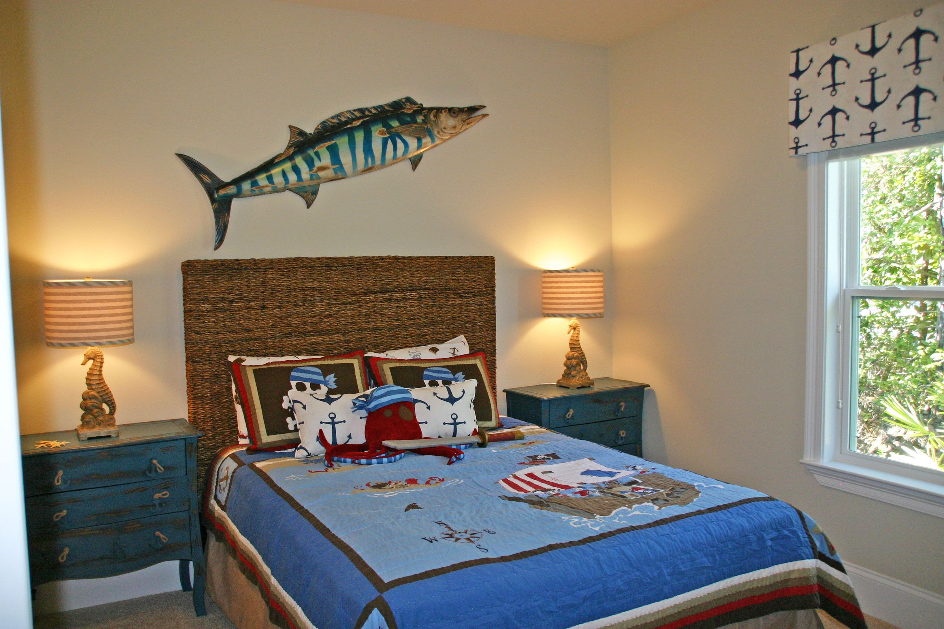 """The """"McKenzie"""" floor plan bedroom shown here can be found"""