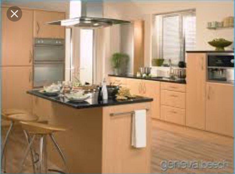 Kitchen idea 1