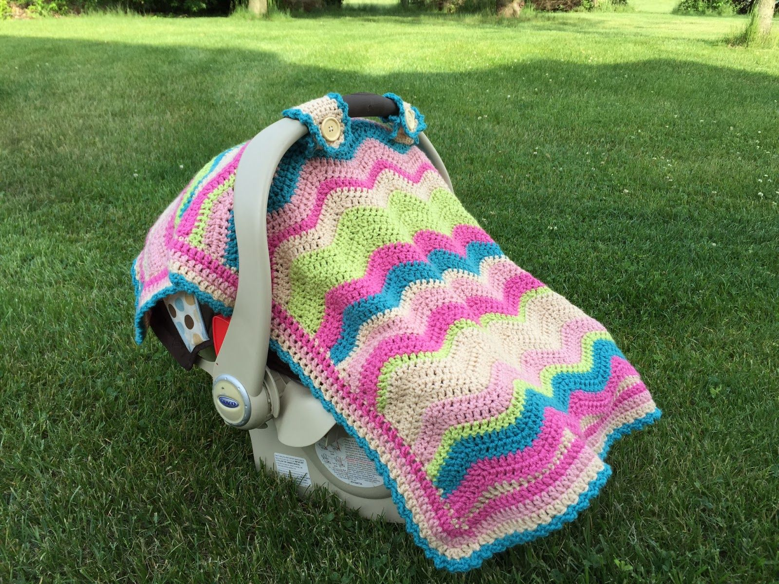 Skein and hook free crochet pattern emerson car seat cover or skein and hook free crochet pattern emerson car seat cover or baby blanket bankloansurffo Images
