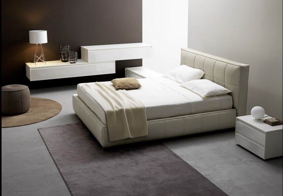 Super Soft Bed By Sangiacomo Italy In