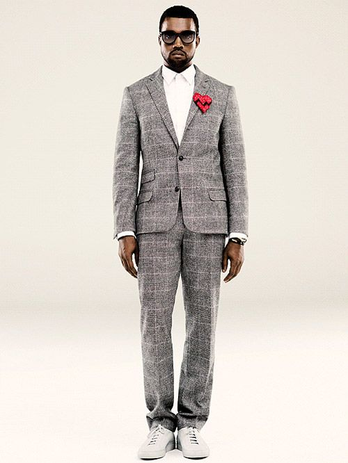 Pin By Bitchbuzz Com On Style Suits And Sneakers Kanye West Mens Dress Pants