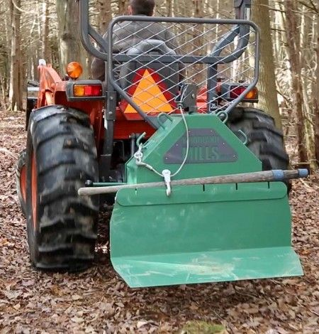 Woodland Forestry Winch | Logging | Woodland, Tractors