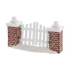 Department 56: Products - Picket Lane Gate - View Products