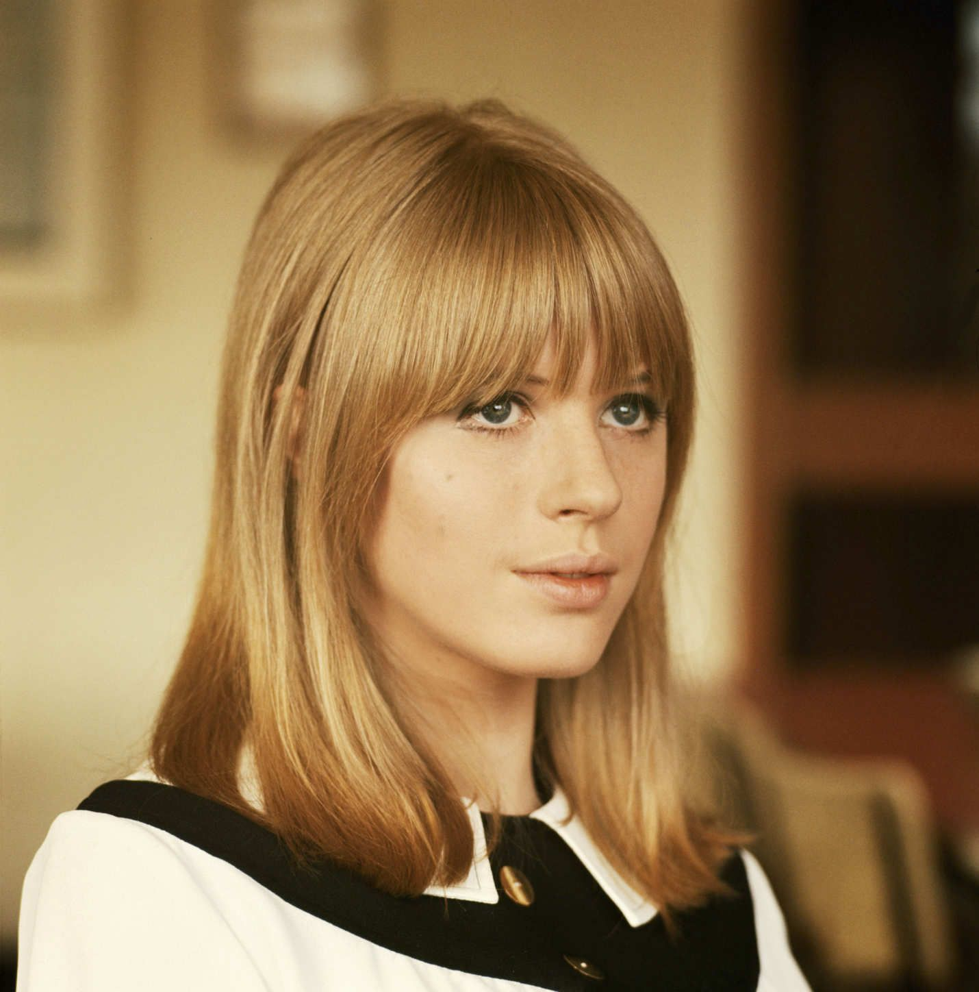 The 60s and 70s were the golden age of cool girl bangs and none