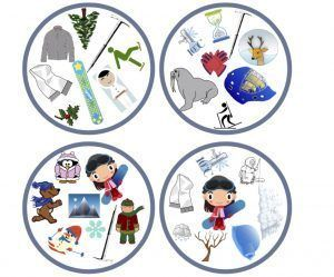 10 jeux pour l'hiver et la neige ~ 365 jeux en famille