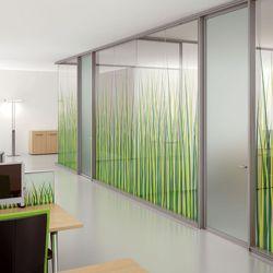Resultado de imagen para tabiques divisorios para oficinas oficinas wall design y d cor - Paneles divisorios para oficinas ...