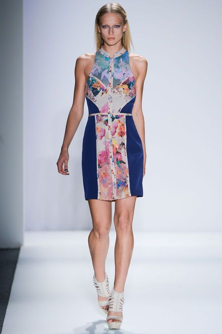 Nicole Miller Spring 2013 Ready-to-Wear Collection Slideshow on Style.com
