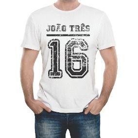 01a0be4c6 Kit 10 Camisetas Camisas Evangélicas Oferta Atacado Revenda ...