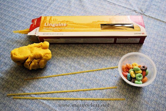 Supplies for rainbow activities
